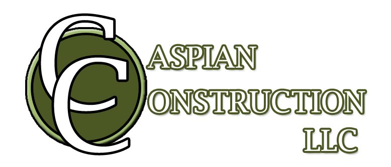 Caspian Construction Logo