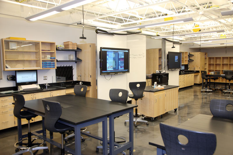 Buford MS Science Lab